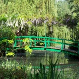 Tuin van Monet in Giverny