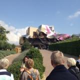 Hotel ontworpen door Frank Gehry