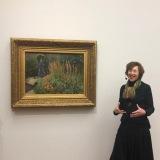 Tentoonstelling Monet Tuinen van Verwondering, Kunstmuseum Den Haag