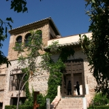 Exterieur museum El Greco