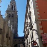 Torenspits van de kathedraal